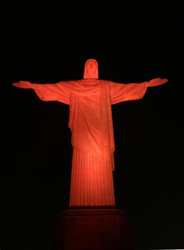 Cristo Laranja