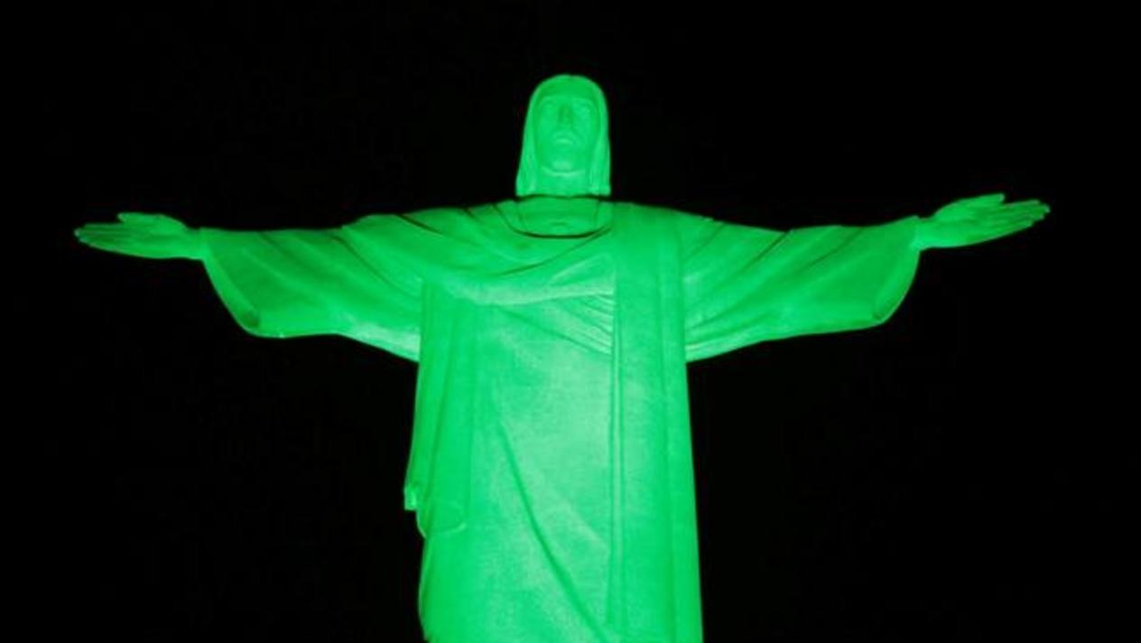 Cristo Verde 2
